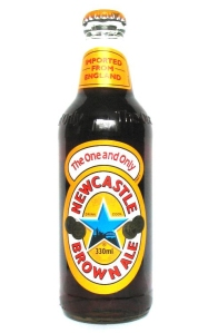 Newcastle Brown Ale, like
