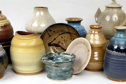 Ceramics attract dust - just like the history departments of the ancient universities.
